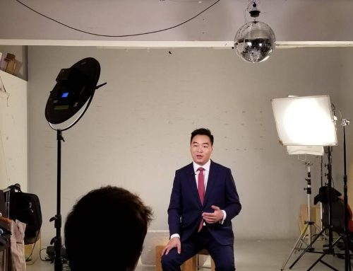 2019年10月27日 – 開電視 宜居住遊行 拍攝